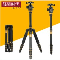 Q777 tripod with monopod,made of aluminium