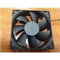 hot sale!!!9cm cpu cooler fan pwm cooling fan speed asjustable