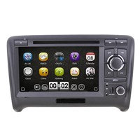 Touch Screen Car DVD GPS for Audi TT with  3G Ipod