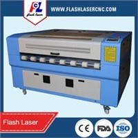 hot sale Co2 laser engraving machine price with rotary device