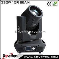 sharpy 330w 15r beam moving head light led stage disco light