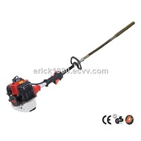 2-stroke 52cc gasoline powered concrete vibrator shaft