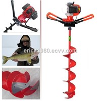 52cc Fishing ice driller ice drilling machine