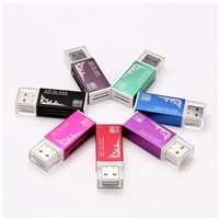 All In One multifunction USB Flash Drives/Card Reader