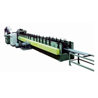 Best Metal Forming Process Fully Automatic Cold Steel Strip C/Z Purlin Rolling Machine