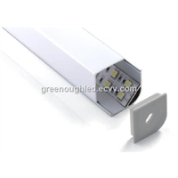 LED Aluminum Profile Channels For LED Strip Light/Length Customed 015-R