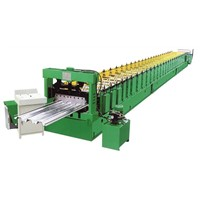 Low Cost Deck Floor Roll Forming Line