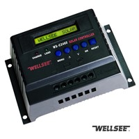 WS-C2460 40A 50A 60A 12V/24V intelligent solar power controller system