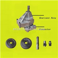 post fence hole digger gearbox ground drill gearbox
