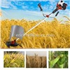 49.5cc Mini Reaping Machine Rice Cropper Harvesting Machine