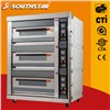 Luxurious and hot sell gas oven NFR-90H produced by professional oven manufacturer SOUTHSTAR