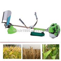 52CC Gasoline Hand-Held Mini Rice Harvester Reaping Machine