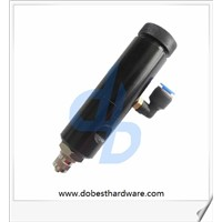 Aluminium Alloy thimble typle liquid dispensing valve