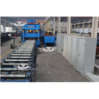 Electric Cover Automatic Roll Forming Machine