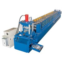 Long Life Span Bus Bar Housing Roll Forming Line