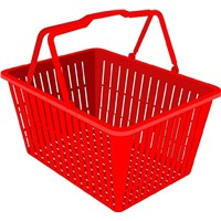 PP Shopping Basket Mould with Handle