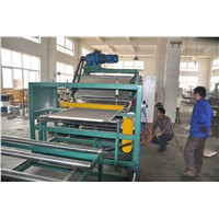 The PU Sandwich Panel Construction Roll Forming Machine