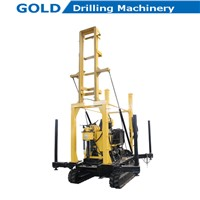 Track Type Hydraulic Drill Tower High Efficiency Core Drilling Rig