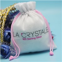 Wholesale Jewelry Packing Drawstring Velvet Pouch