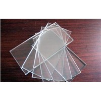low iron float glass