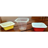 plastic sauce cup / jelly cup / disposable food container