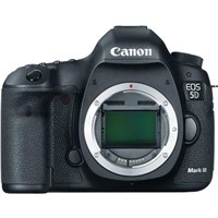 5D Mark III 22.3 MP Full Frame CMOS with 1080p Full-HD Video Mode Digital SLR Camera