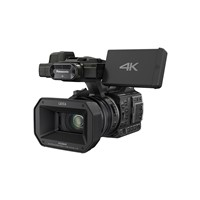 HC-X1000 4K Ultra HD 60p/50p Professional Camcorder, 20x Optical Zoom