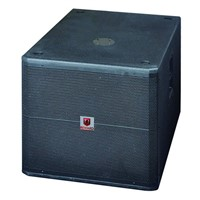 I-118 18'' subwoofer 600W RMS bass for indoor outdoor sound