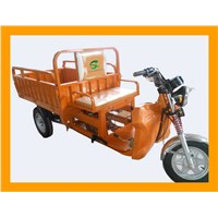 Water Cooled 150cc Motorized Electric Tricycle with Self Charging function and fuel Saving 50%