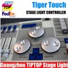6.0 Tiger Touch DMX Stage Light Controller Titan 6.1 Operating System LCD Touch Screen Fedex/DHL