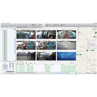 CMS Central Monitoring Software intelligent vehicle monitoring system