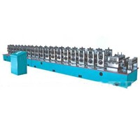 Doors and Windows Metal Profile Roll Forming Machine
