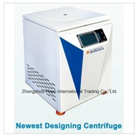 Laboratory Low Speed Large Capacity Refrigerated Centrifuge (CE Certified)