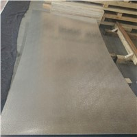 embossed aluminum sheets, orange peel, patterned aluminum plate