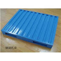 steel pallet/pallet/double face pallet/single face pallet