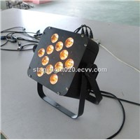 12*10W Flat LED Par,American DJ Light,Led Stage Lighting,Led Factory Light,DMX LED Par Can