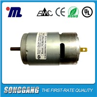 18V DC High Speed and High Torque Electric Motor For Cordless Power Tools