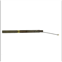 806-2700MHz 4G LTE PCB Antenna with I-PEX, 1.13mm grey cable, L=100mm, 143X8X0.6MM