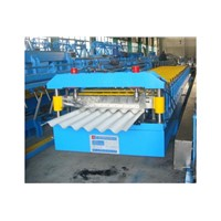 Hot sale Color Steel Corrugated Roof Metal Forming Machine