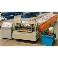 Low Cost Tile Roll Forming Machine with Long Life Time