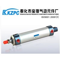 Aluminum gas cylinder AIRTAC MAL aluminum alloy cylinders