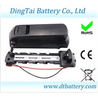 Hot 48v 11.6Ah Lithium Downtube Mounted Battery with Samsung INR18650-29E for ebike