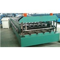 Most Popular Color Steel Tile Roll Forming Machine China Machine