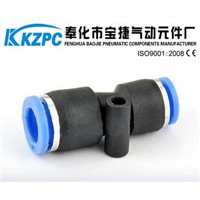 PUC mini pneumatic fittings
