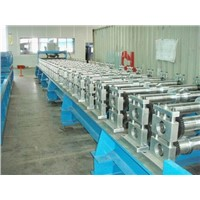 PU Foam Roll Forming Machine , PU Sandwich Panel Production Line, PU Continuous Sandwich Panel