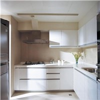 fiber kitchen cabinet