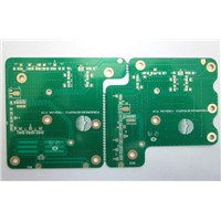 Min hole /PAD:holes 0.2 mm double layers  pcb