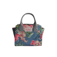 Hot Sell Floral Canvas Tote Bag