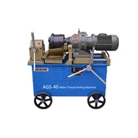 AGS-40 Rebar Thread Rolling Machine