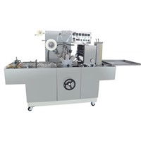 Film packing machine / film wrapping machine